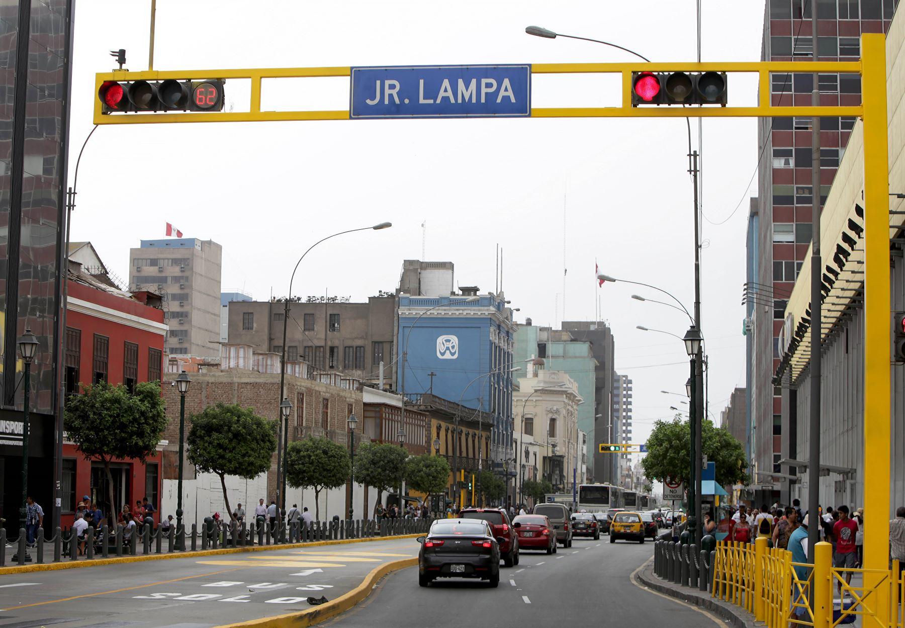 Semáforos de cruces de avenidas en Lima serán monitoreados por central de control, Foto: ANDINA/Difusión
