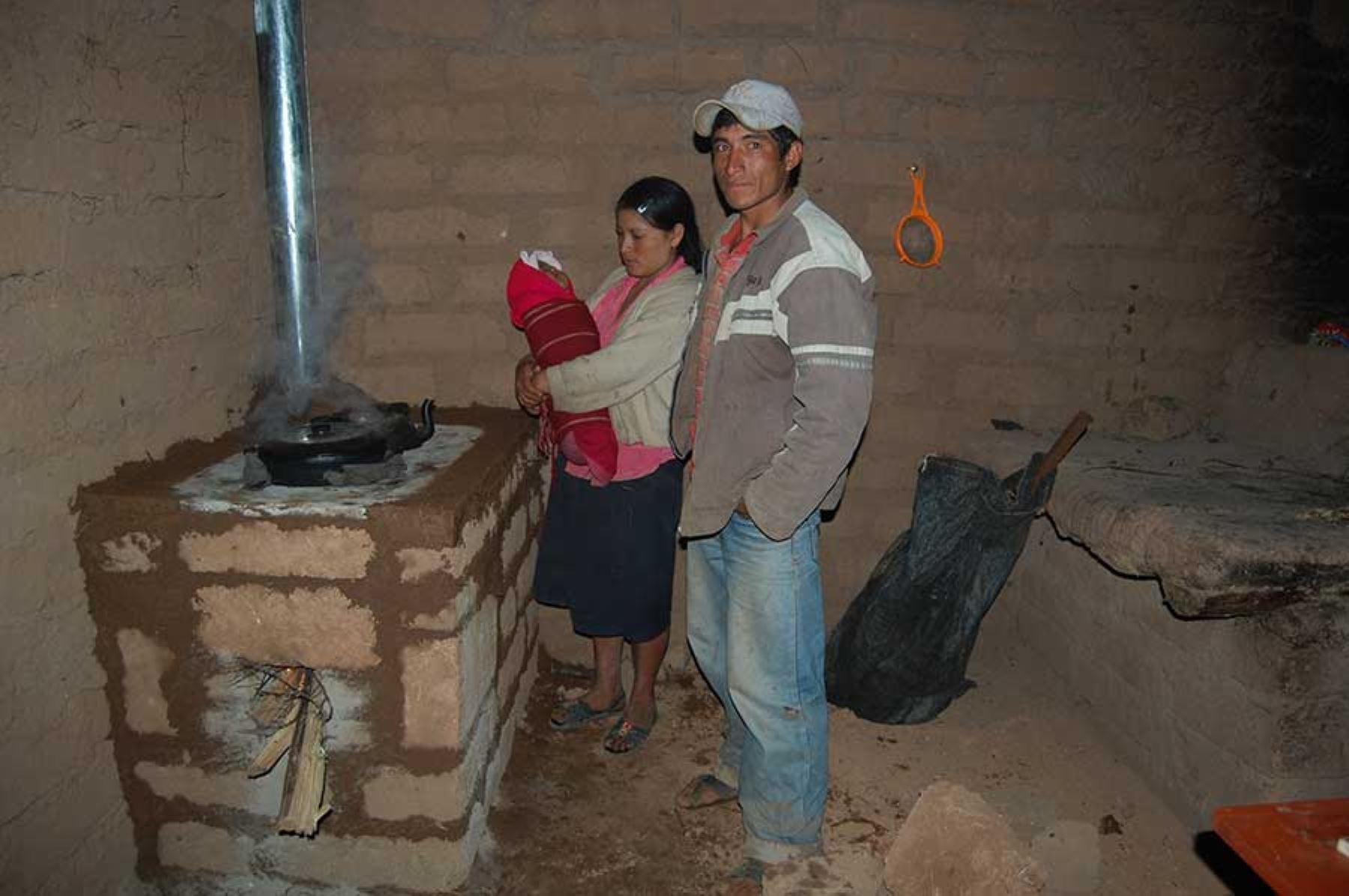 Good Meta Del Proyecto Es Lograr Implementación De 1,000 Cocinas Mejoradas Para  Igual Número De Familias.