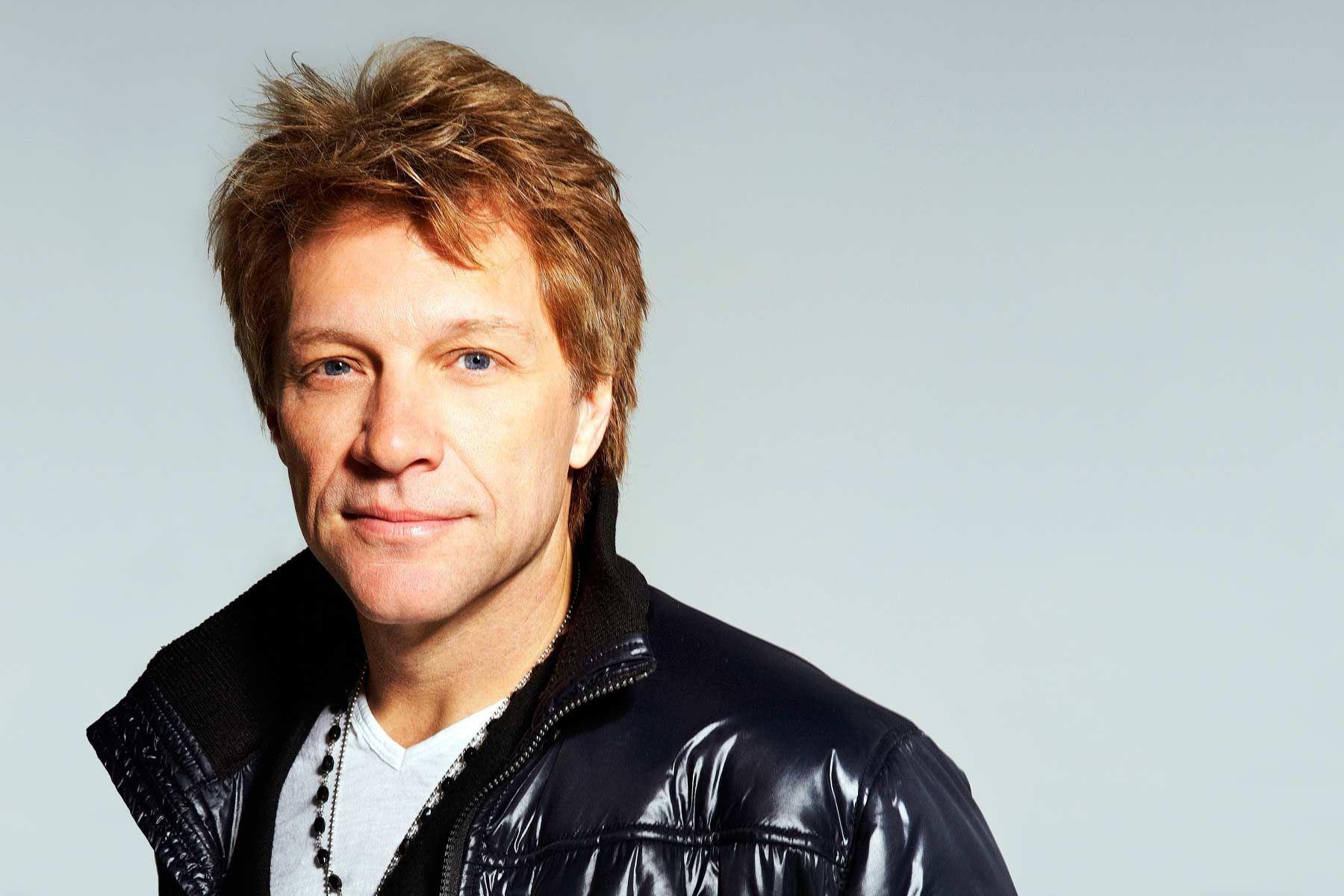 Cantante estadounidense Jon Bon Jovi. INTERNET/Medios