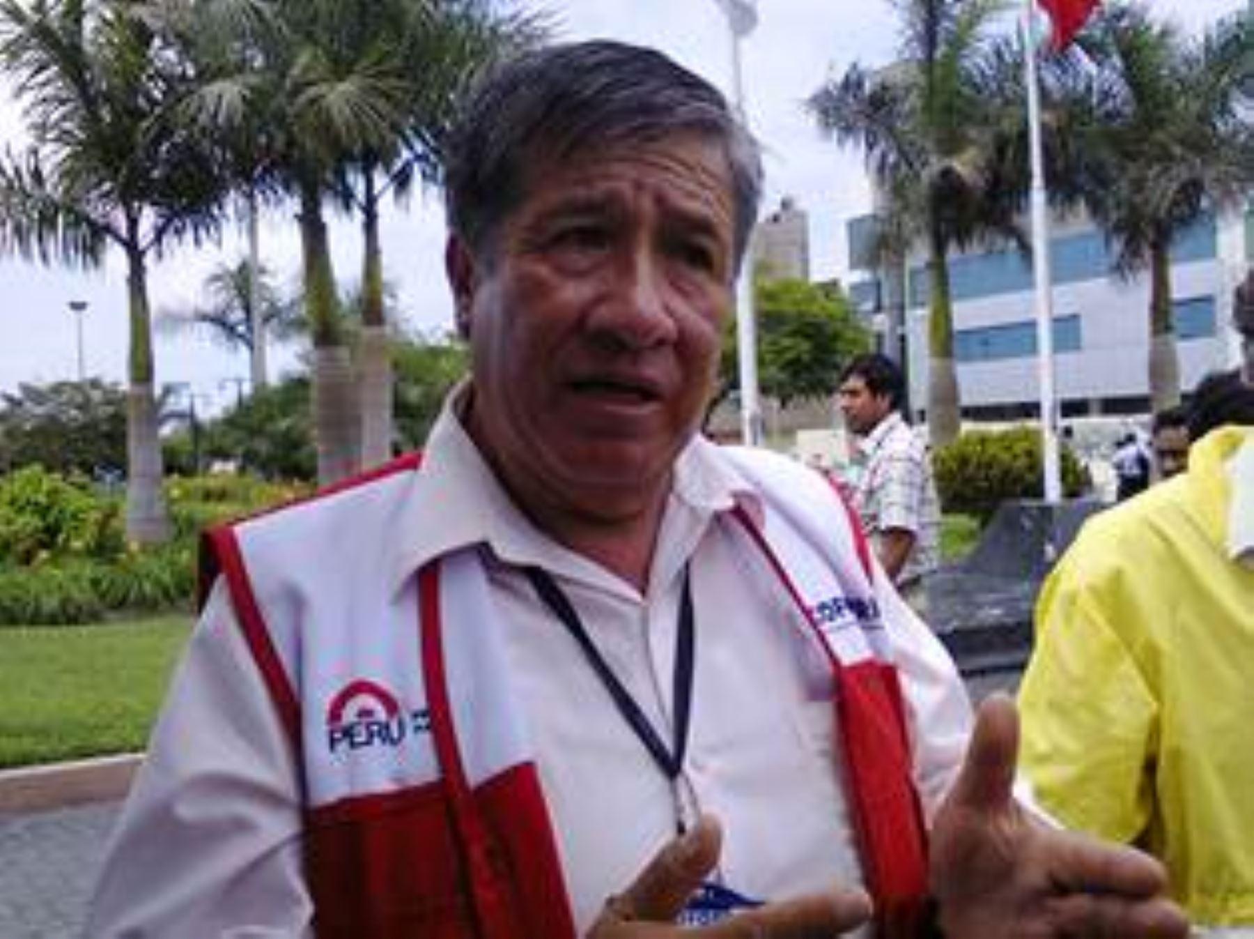 se oficializó el cese de funciones de Benigno Walter Falcón Reynalte como jefe de la Oficina Zonal del Cofopri en Áncash. Foto: ANDINA/Internet.
