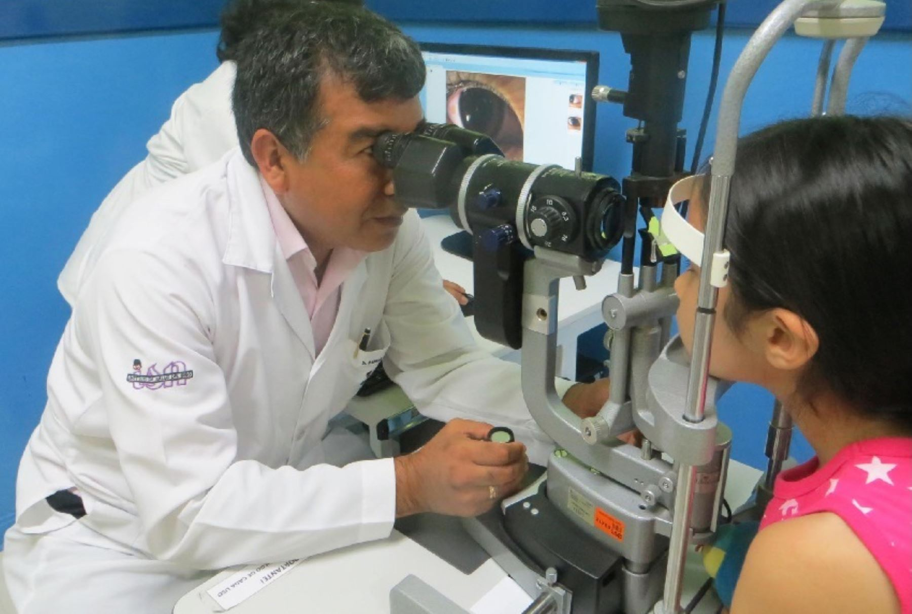 Ceguera aumenta alarmantemente en diabéticos. Foto: ANDINA/Difusión