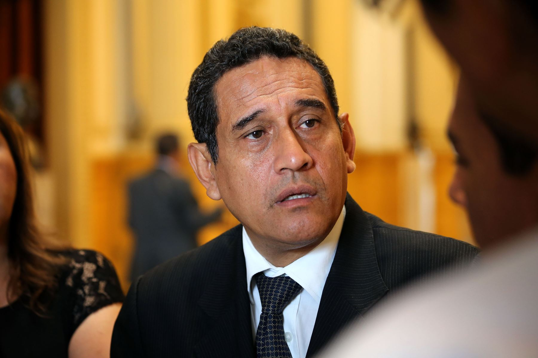 Mesías Guevara, electo gobernador regional de Cajamarca. Foro: ANDINA/Difusión
