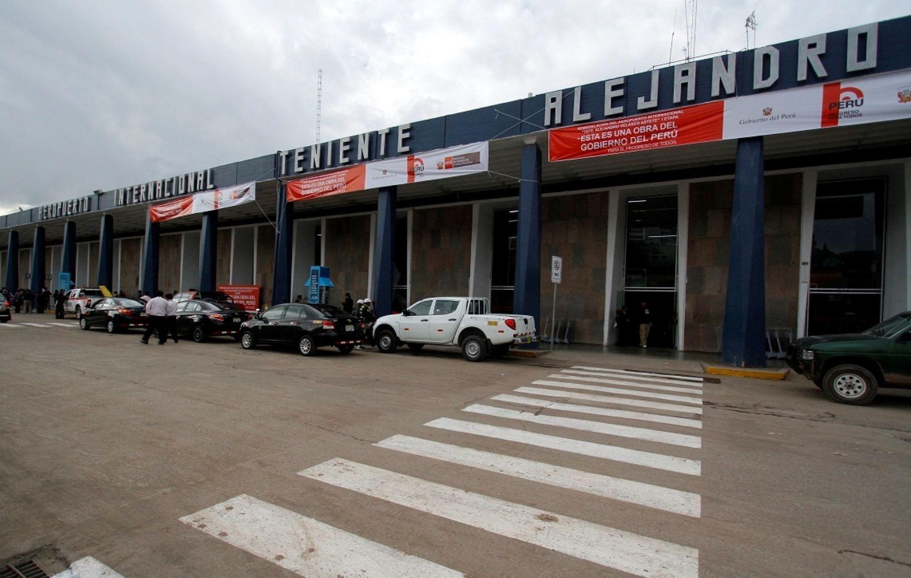 Inauguran Obras De Remodelacion Y Ampliacion En Aeropuerto De Cusco Noticias Agencia Peruana De Noticias Andina