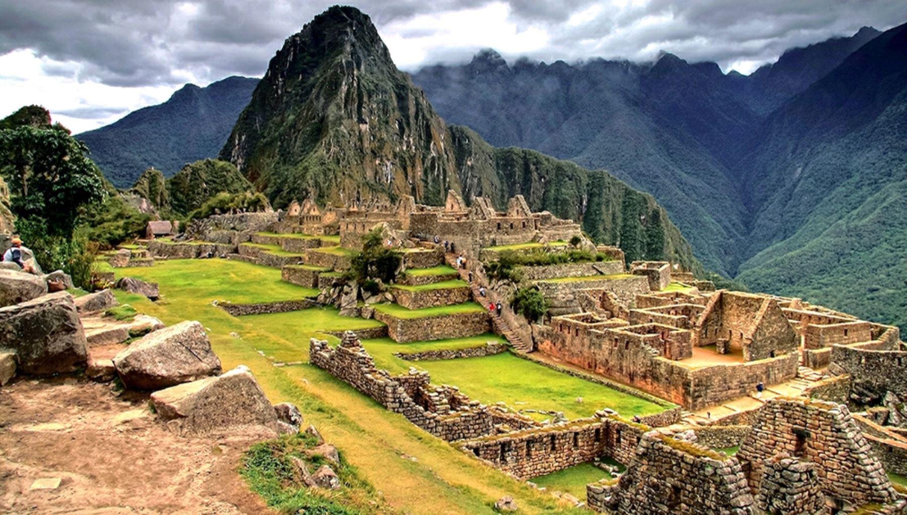Ciudadela de Machu Picchu. Foto: ANDINA/Difusión.
