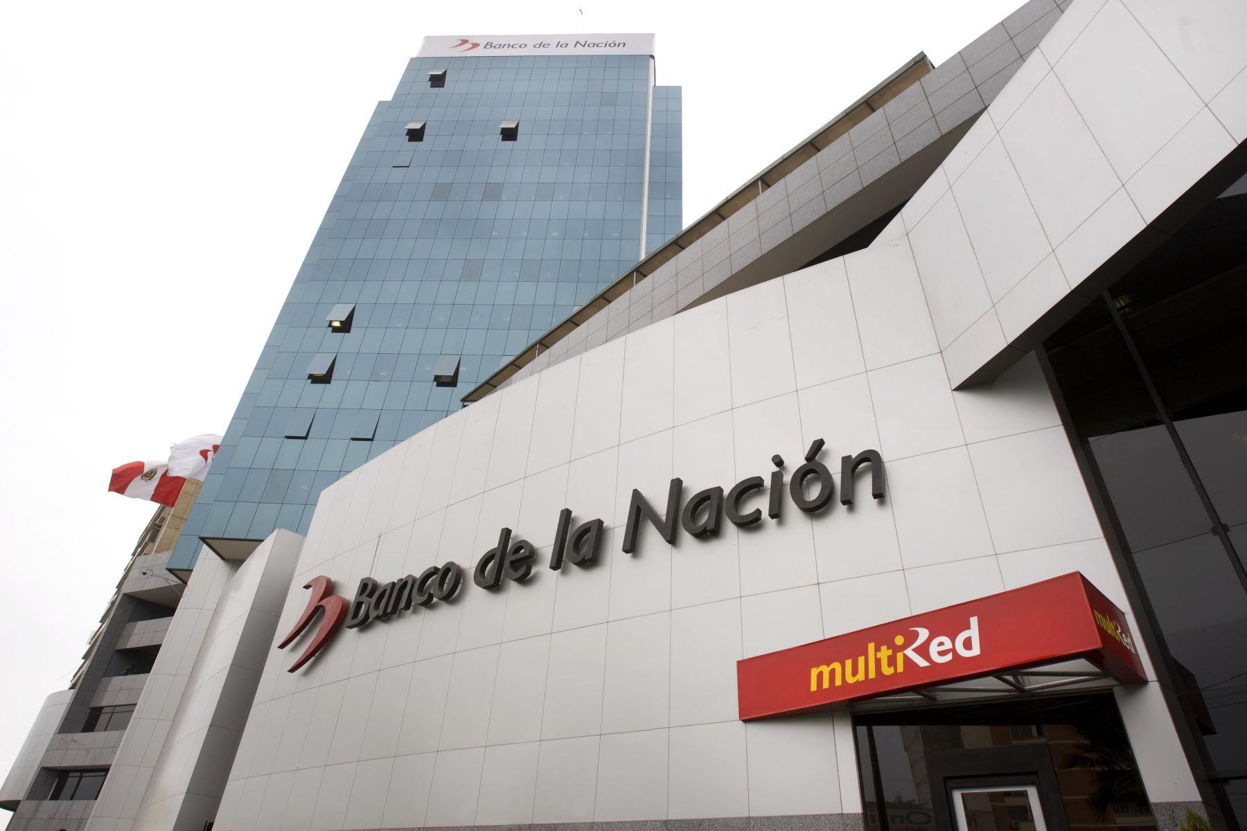 Banco de la Nación atenderá este 11 de octubre declarado feriado no laborable