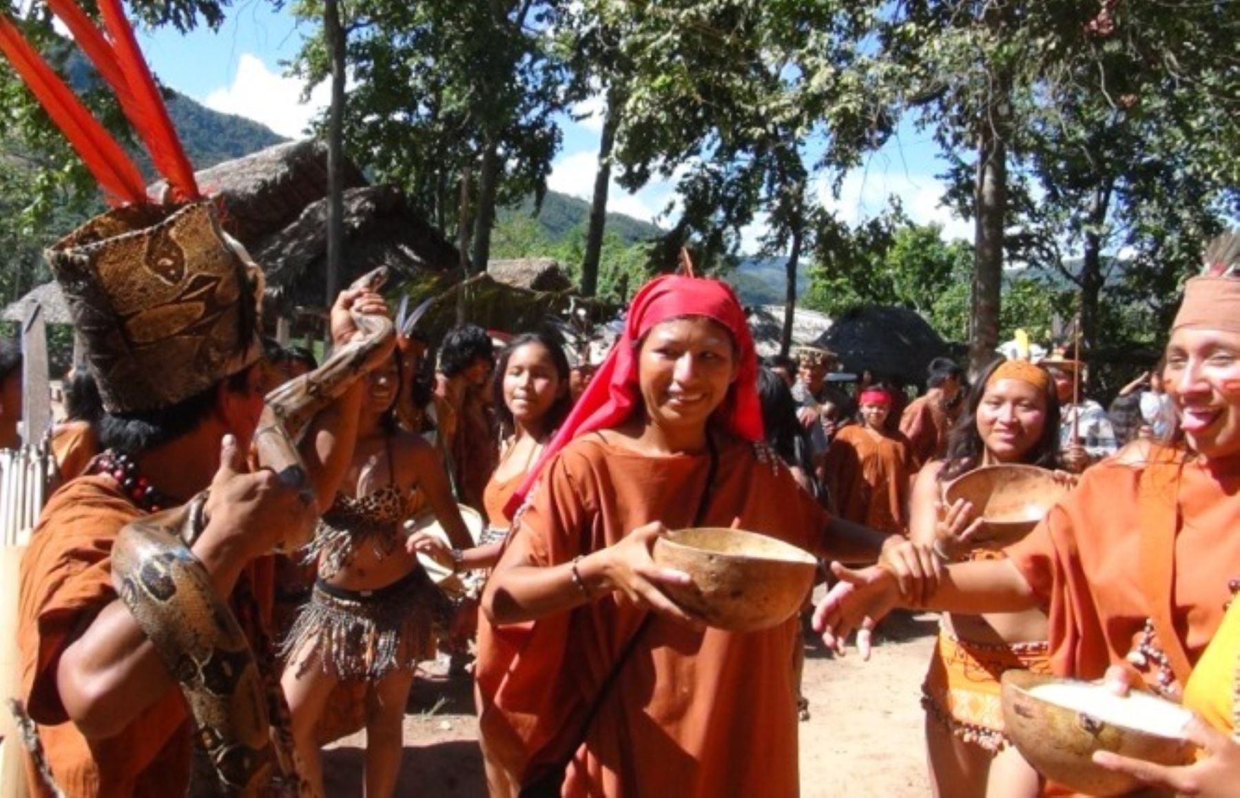 Comunidades indígenas podrán registrar sus conocimientos colectivos ancestrales sobre biodiversidad ante Indecopi. ANDINA/archivo