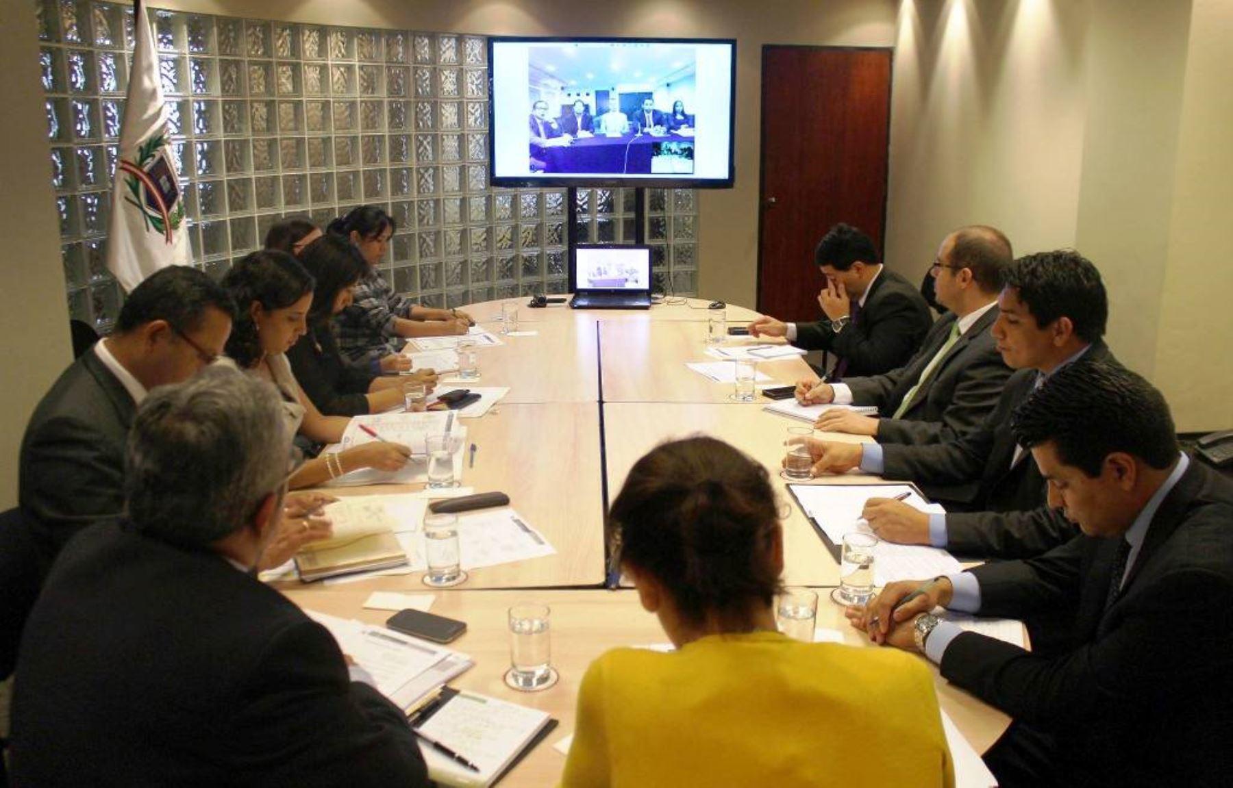 Perú y Bolivia trabajan para erradicar problemas comunes de minería ilegal en frontera. Foto: ANDINA/Difusión.