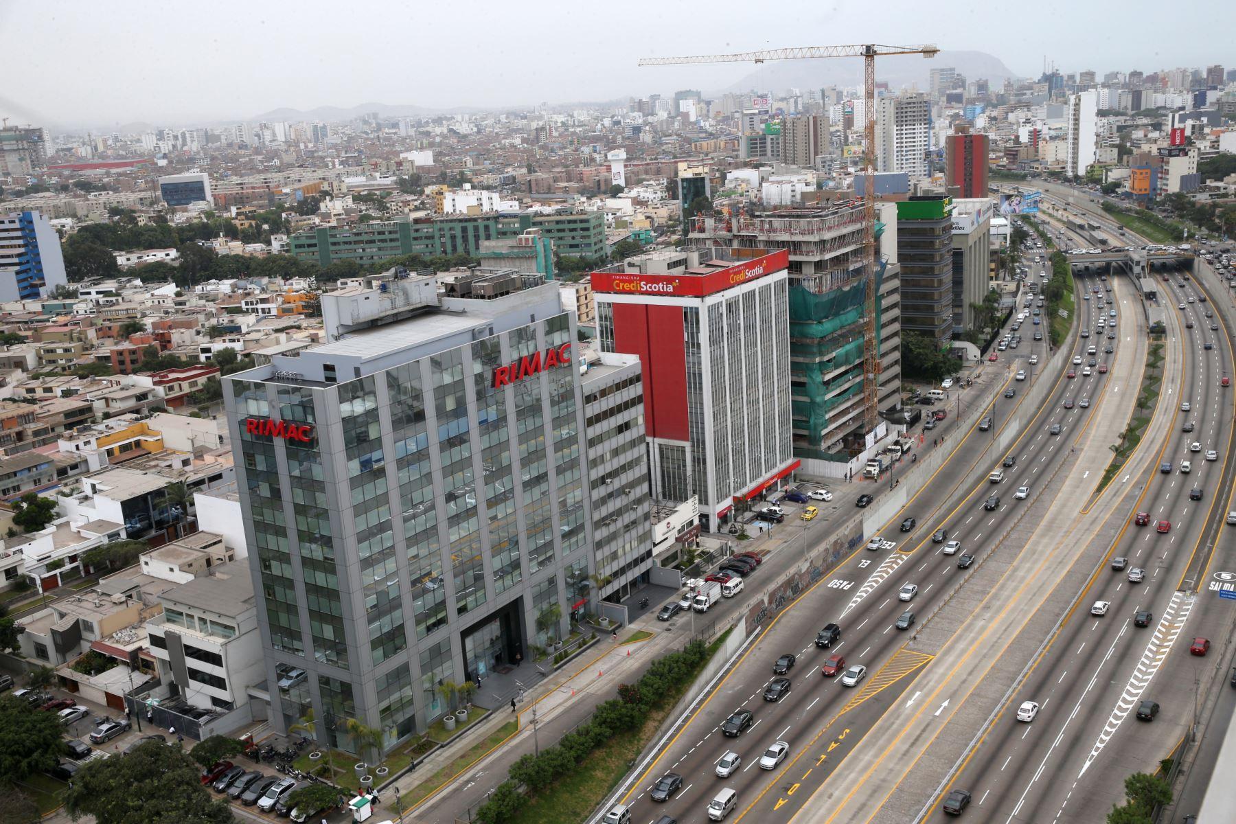 Centro Empresarial ANDINA/Norman Córdova