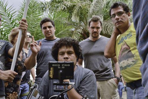 Filmación en la selva peruana ANDINA/Difusión