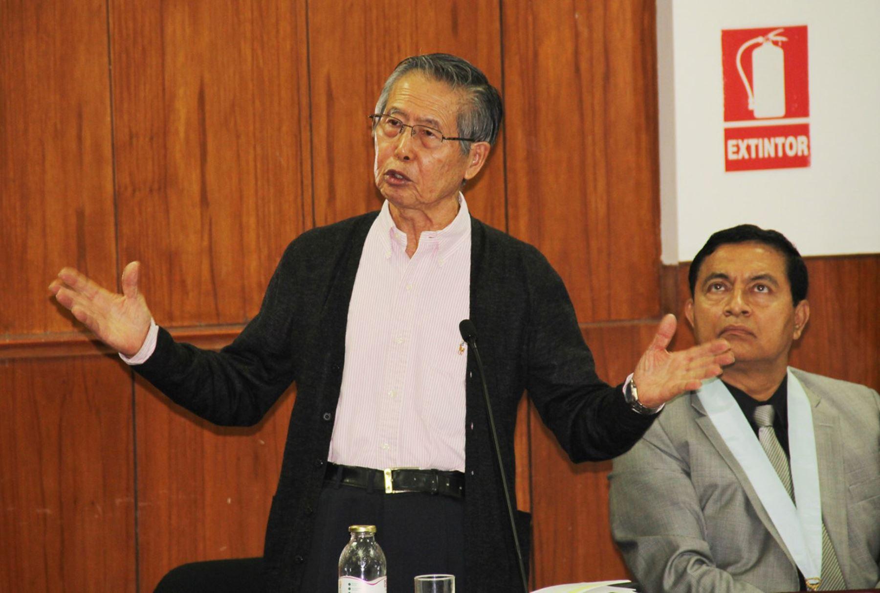 Alberto Fujimori: oficializan ampliación de extradición a Chile por 6 casos