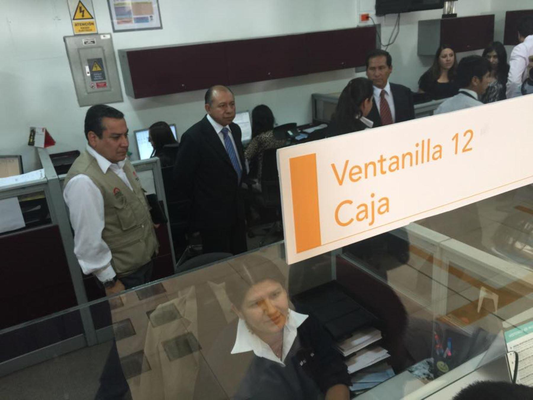 Ministro Adrianzén inspeccionó el nuevo local de la sede de la Dirección Distrital de Defensa Pública en Arequipa