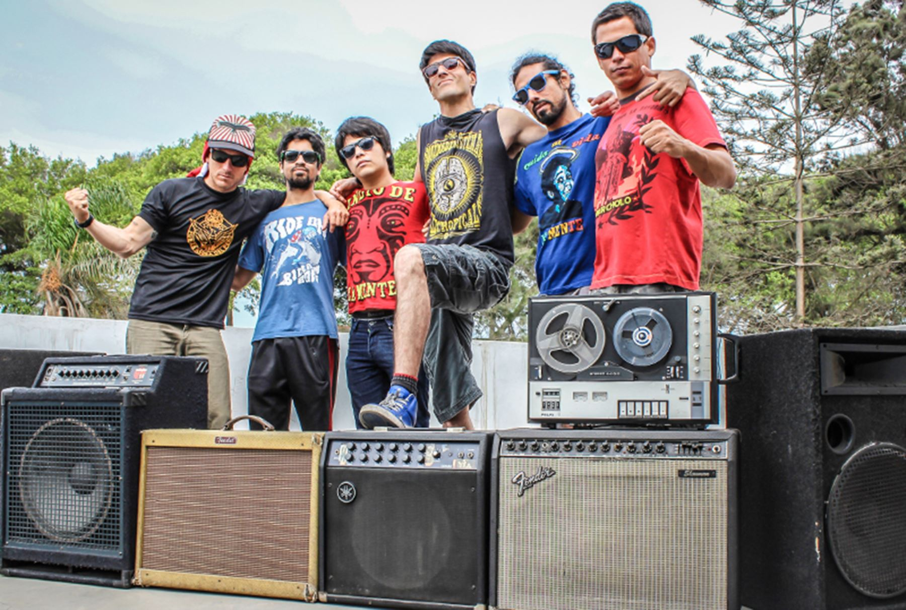 Cortesía El grupo La Mente tocará en Buenos Aires, en un festival organizado por la gobernación de esa ciudad argentina