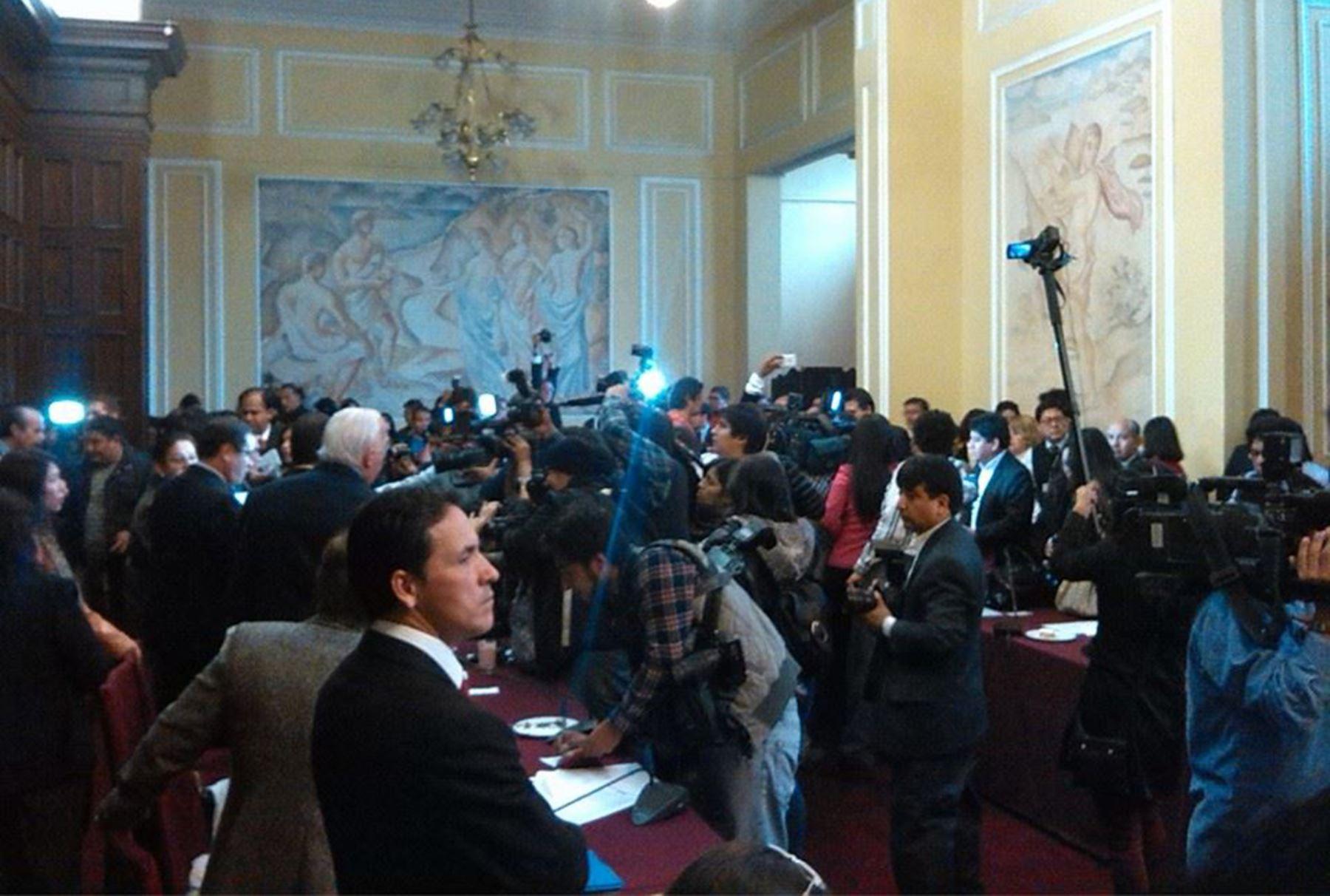Foto: Congreso.