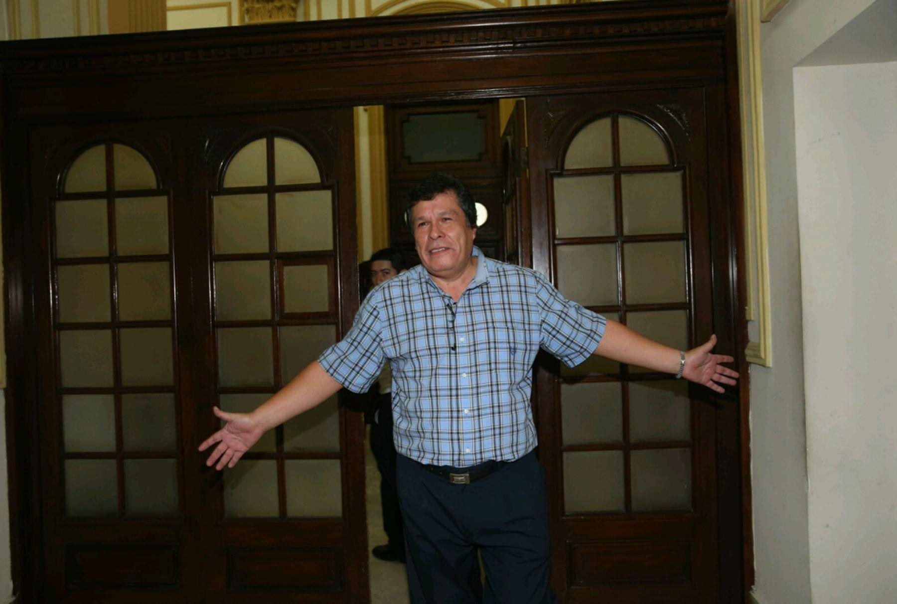 LIMA, PERÚ - JUNIO 16. Se suspende sesión del Consejo Directivo por caso Alejandro Yovera.Foto: Oscar Farje