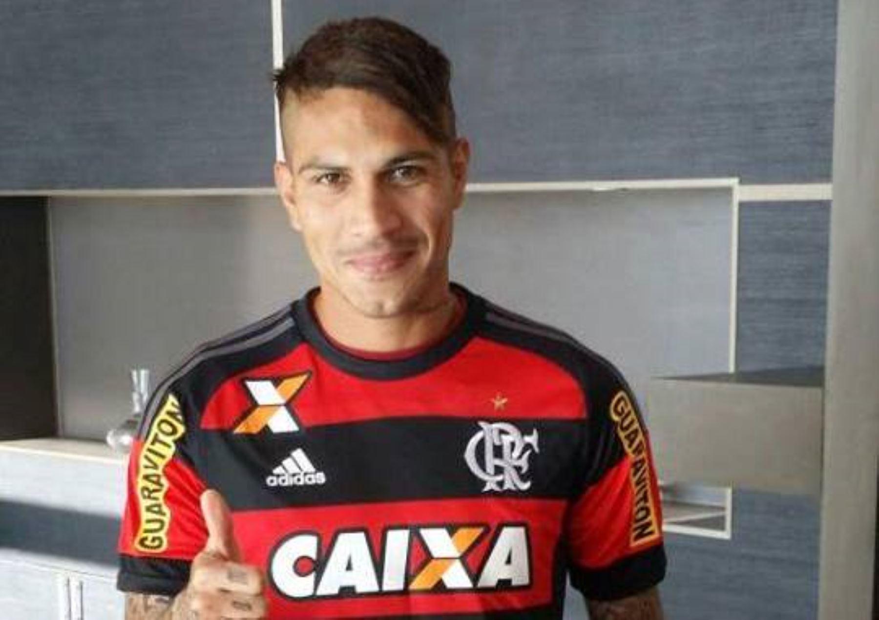 5ea236059b051 Paolo Guerrero quedó habilitado para debutar con camiseta del ...