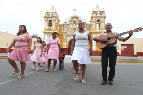 La provincia de Chincha, en el departamento de Ica, conmemora  su 60° semana turística y su 153° aniversario de creación política. ANDINA/Vidal Tarqui