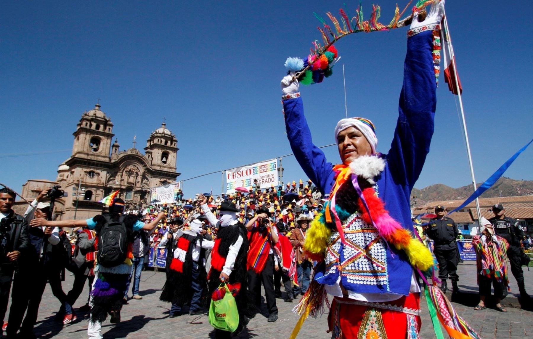 Cusco es el segundo mejor destino mundial para viajar por placer y diversión. ANDINA/Archivo