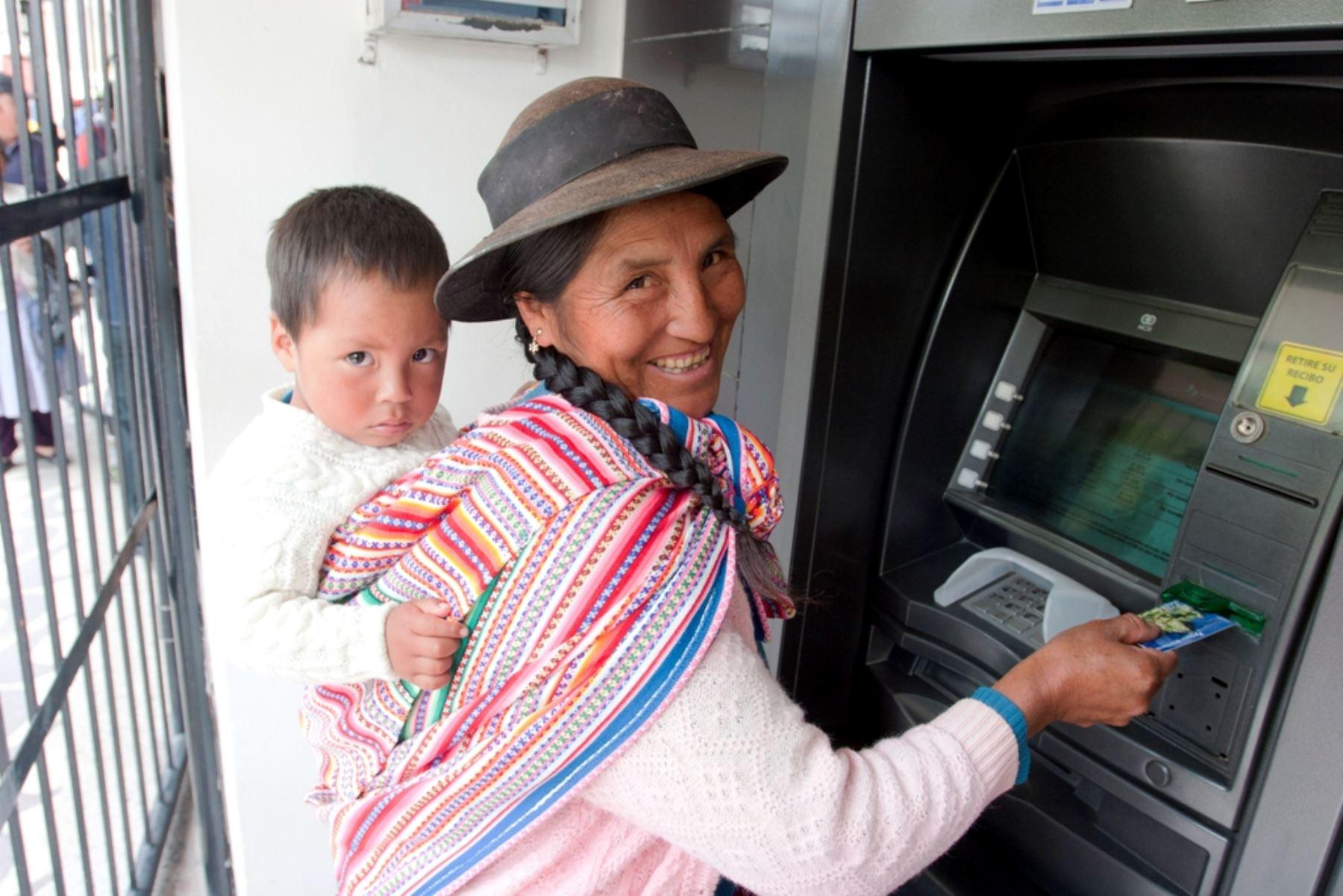 Programa Juntos afilia a más de 350 nuevos hogares en Pasco. Foto: ANDINA/Difusión.