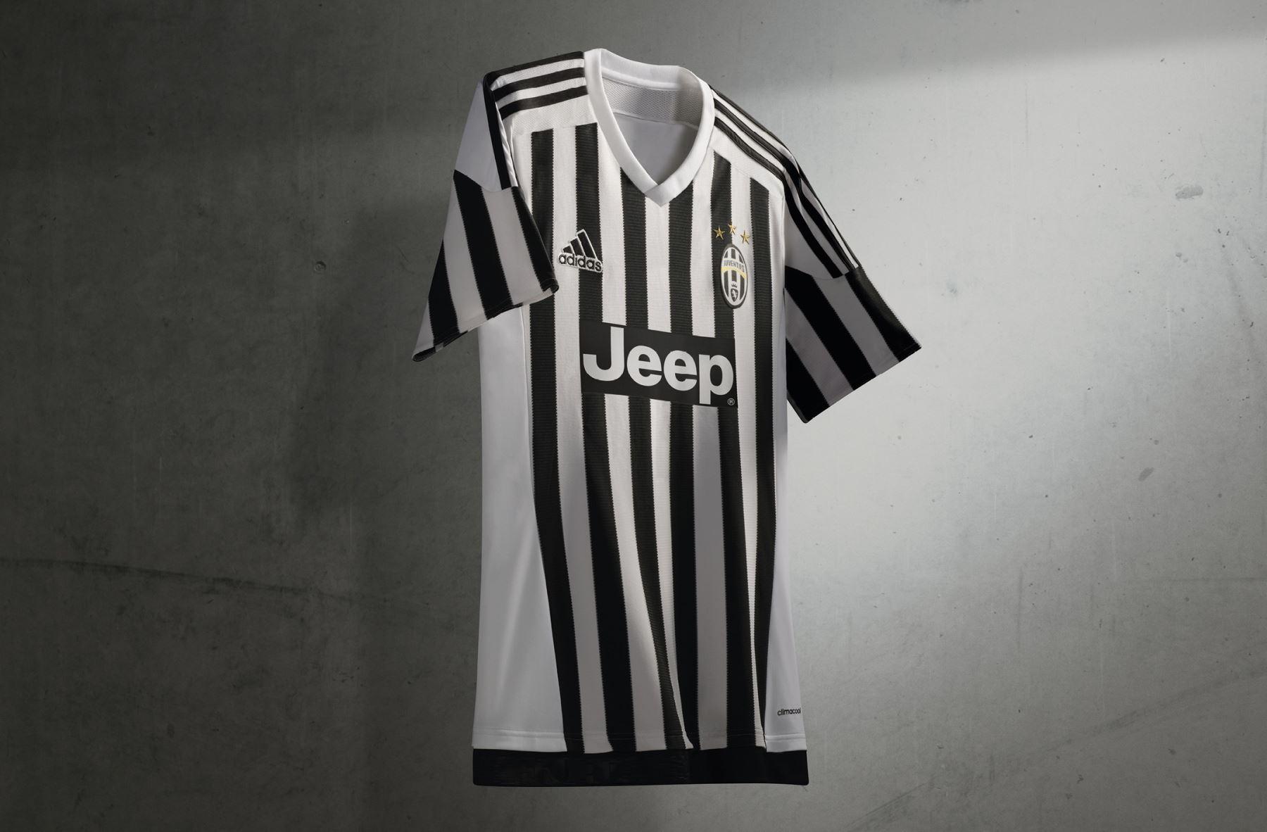 Adidas presentó la nueva camiseta de la Juventus para la temporada ... 2881849506156