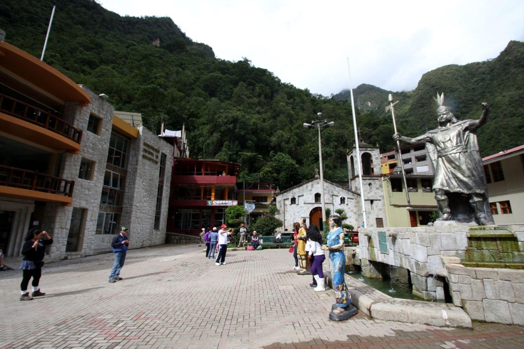 Por infringir normas de protección al consumidor en perjuicio de turistas nacionales y extranjeros, Indecopi sancionó a 47 restaurantes y hospedajes de Macchu Picchu pueblo. Foto: ANDINA/Archivo/Percy Hurtado Santillán