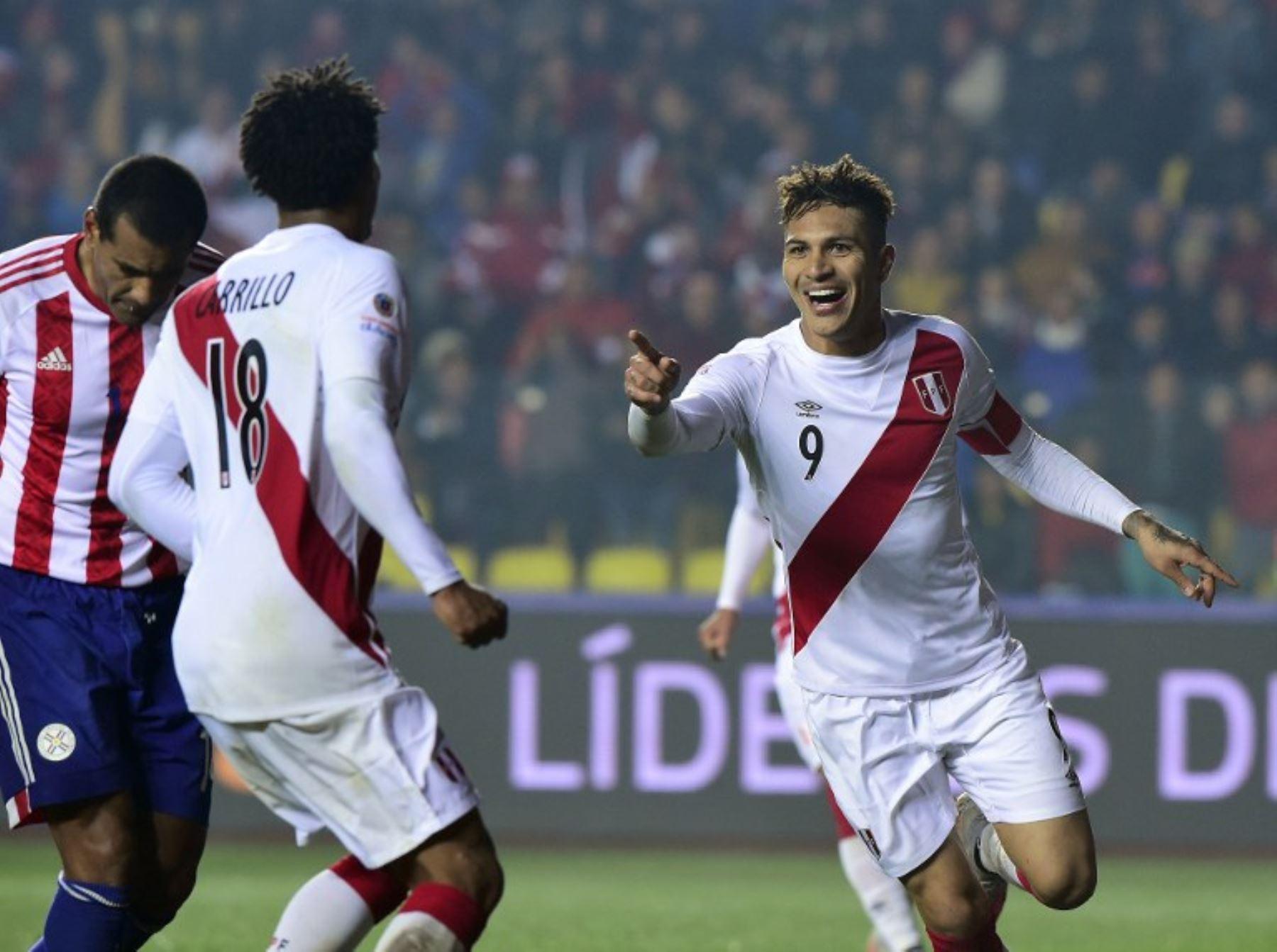 Paolo dedica el triunfo a todos los peruanos