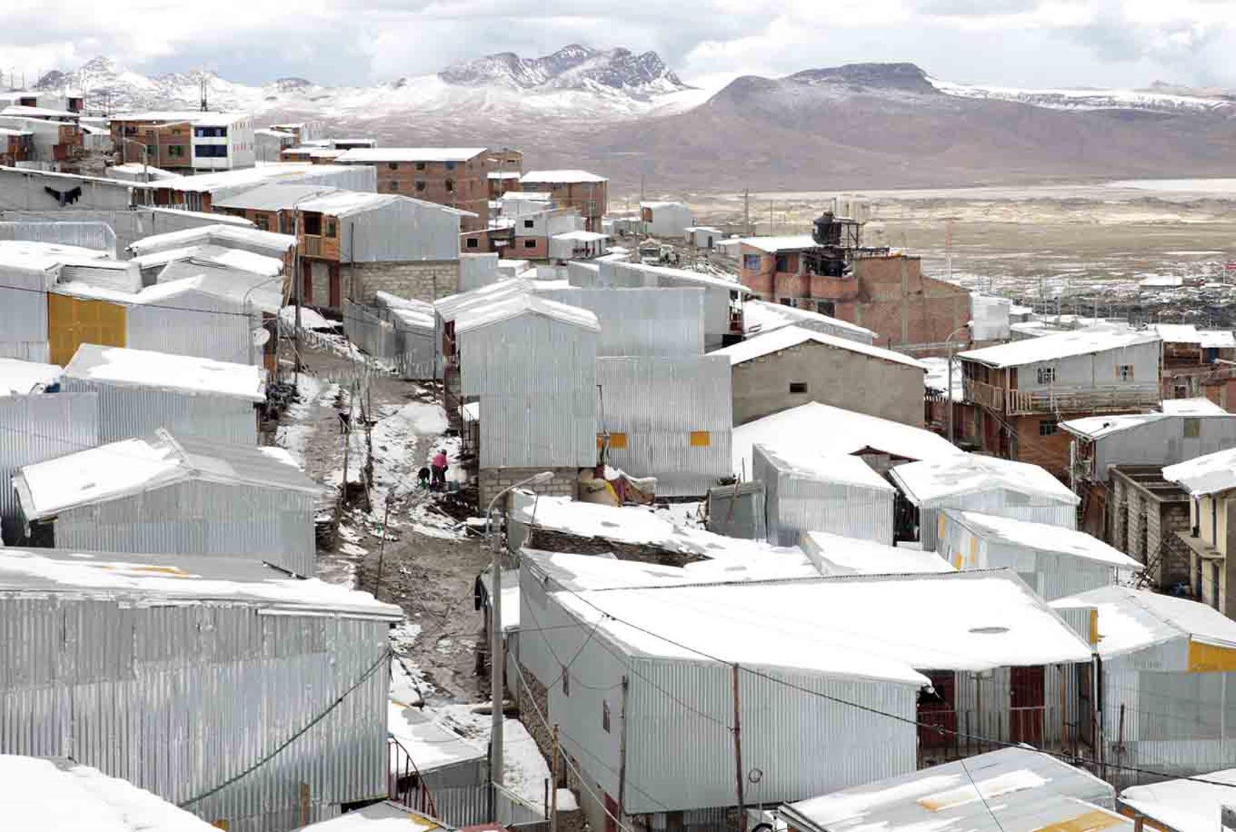 Estas acciones permitirán analizar los datos históricos reportados en el contexto del Plan de Reducción de la Vulnerabilidad ante la Temporada de Bajas Temperaturas 2019-2021. ANDINA/Carlos Lezama