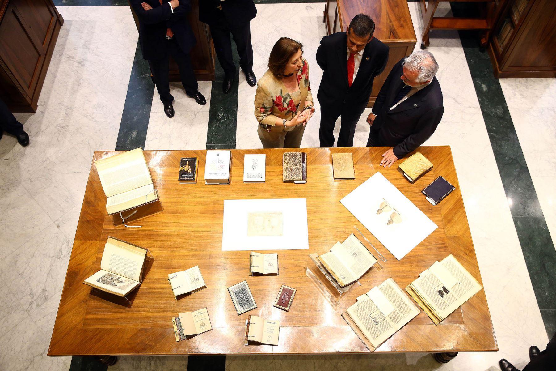 Foto: ANDINA/Prensa Presidencia.