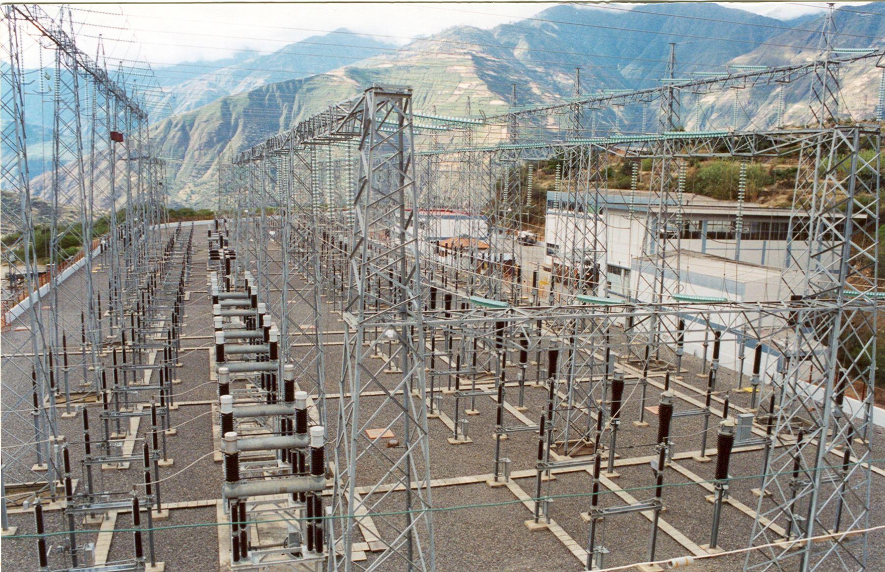 Producción de electricidad. Foto: ANDINA/Difusión
