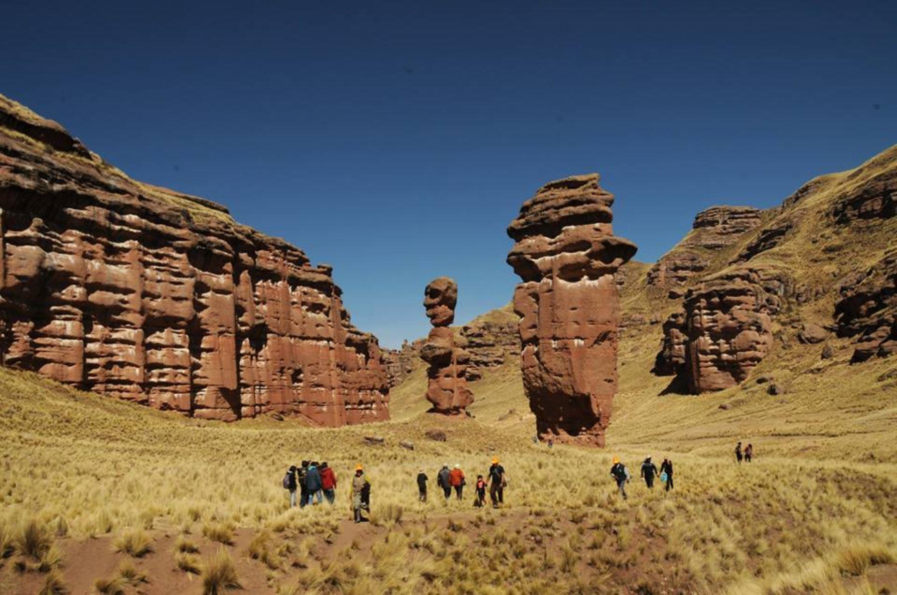Se promoverán diversos atractivos turísticos de la región Puno. ANDINA
