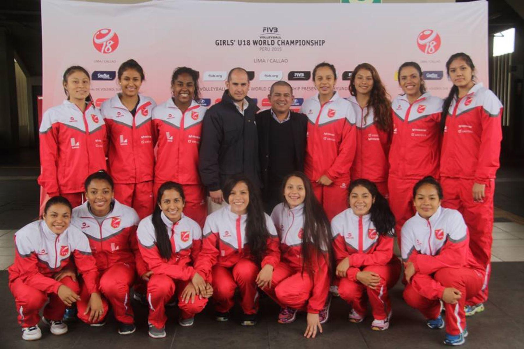 La selección sub-18 se alistara para afrontar el campeonato mundial.