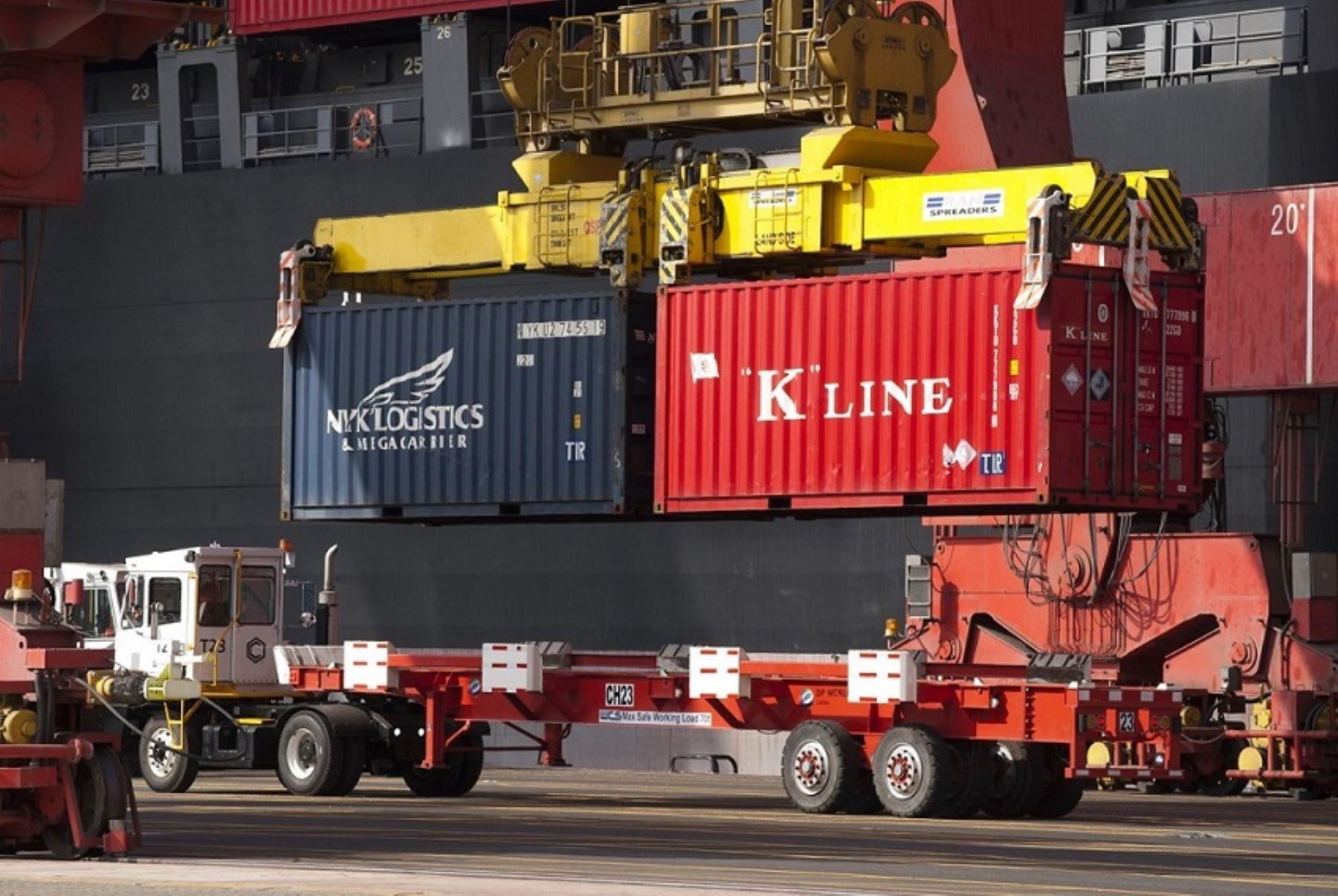 Exportaciones. Foto: Mincetur.