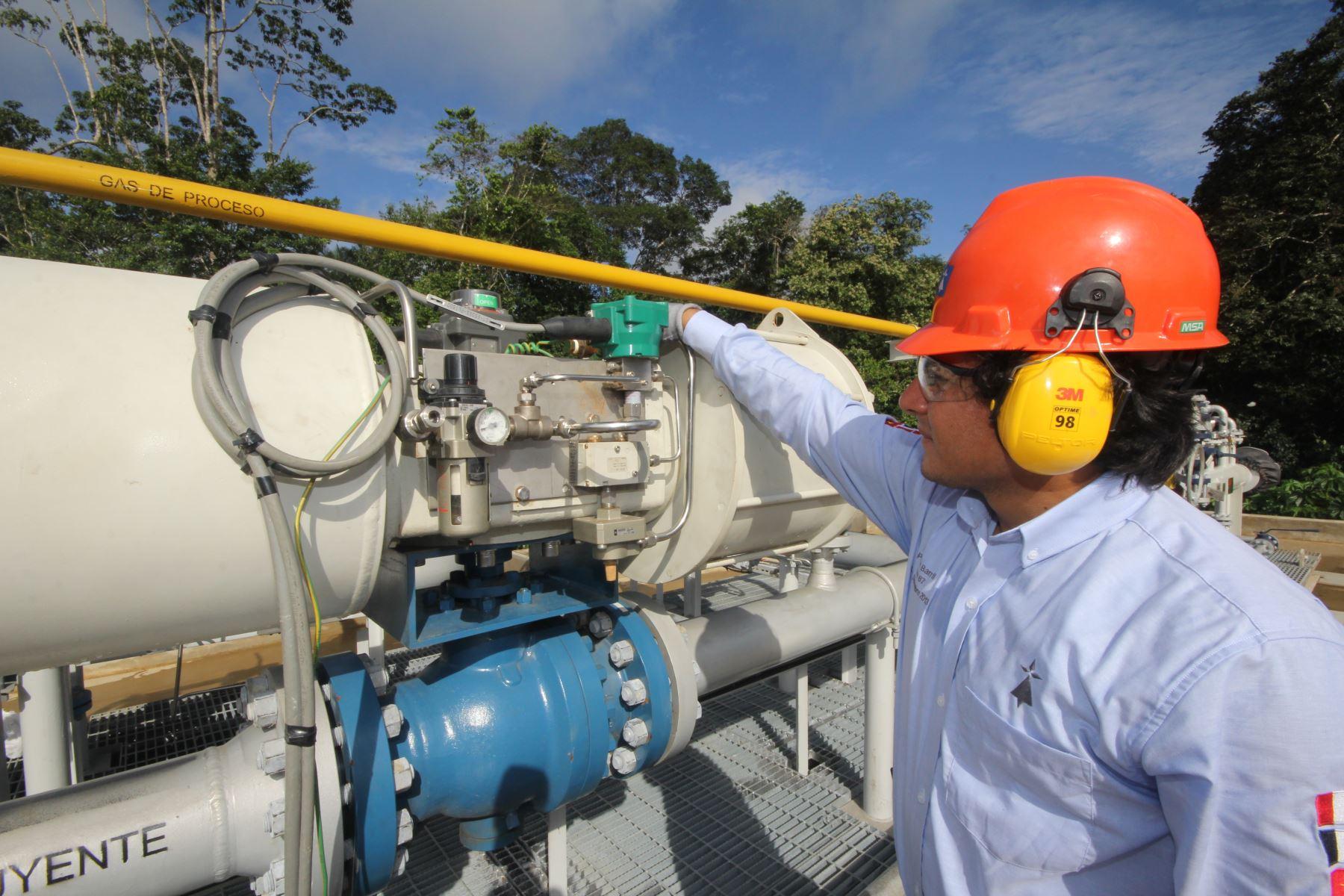 Hidrocarburos. Foto: ANDINA/Difusión
