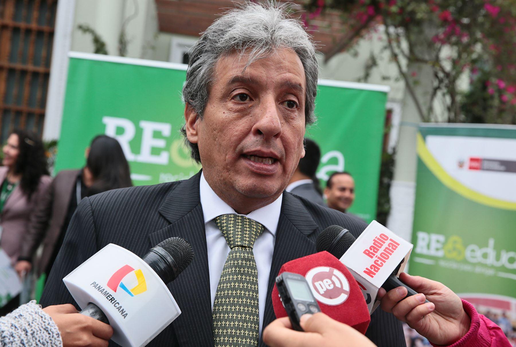 ANDINA/Carlos Lezama