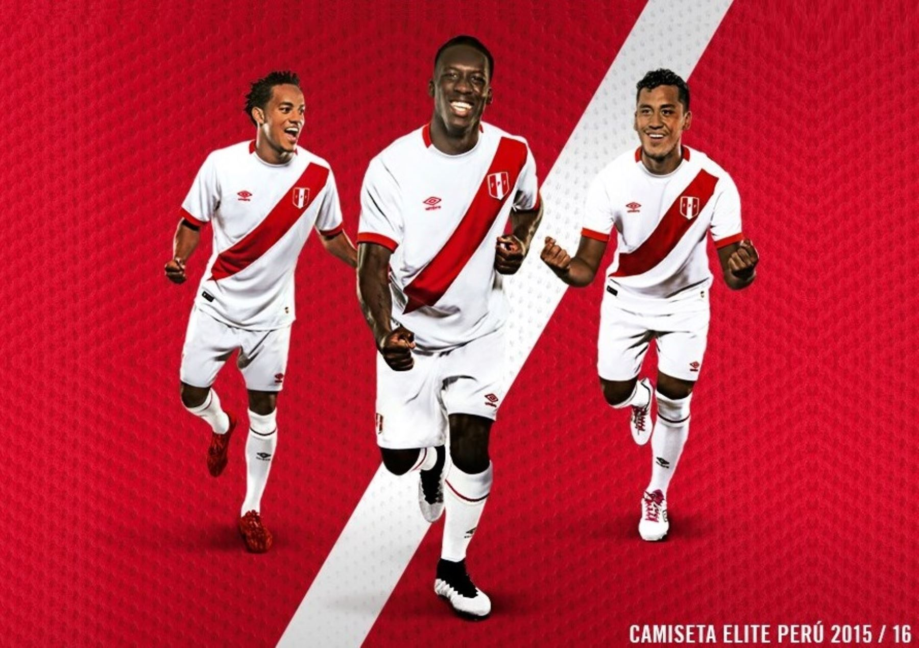 9fa9df2a5 Peru's new official national soccer team jersey launched | News ...