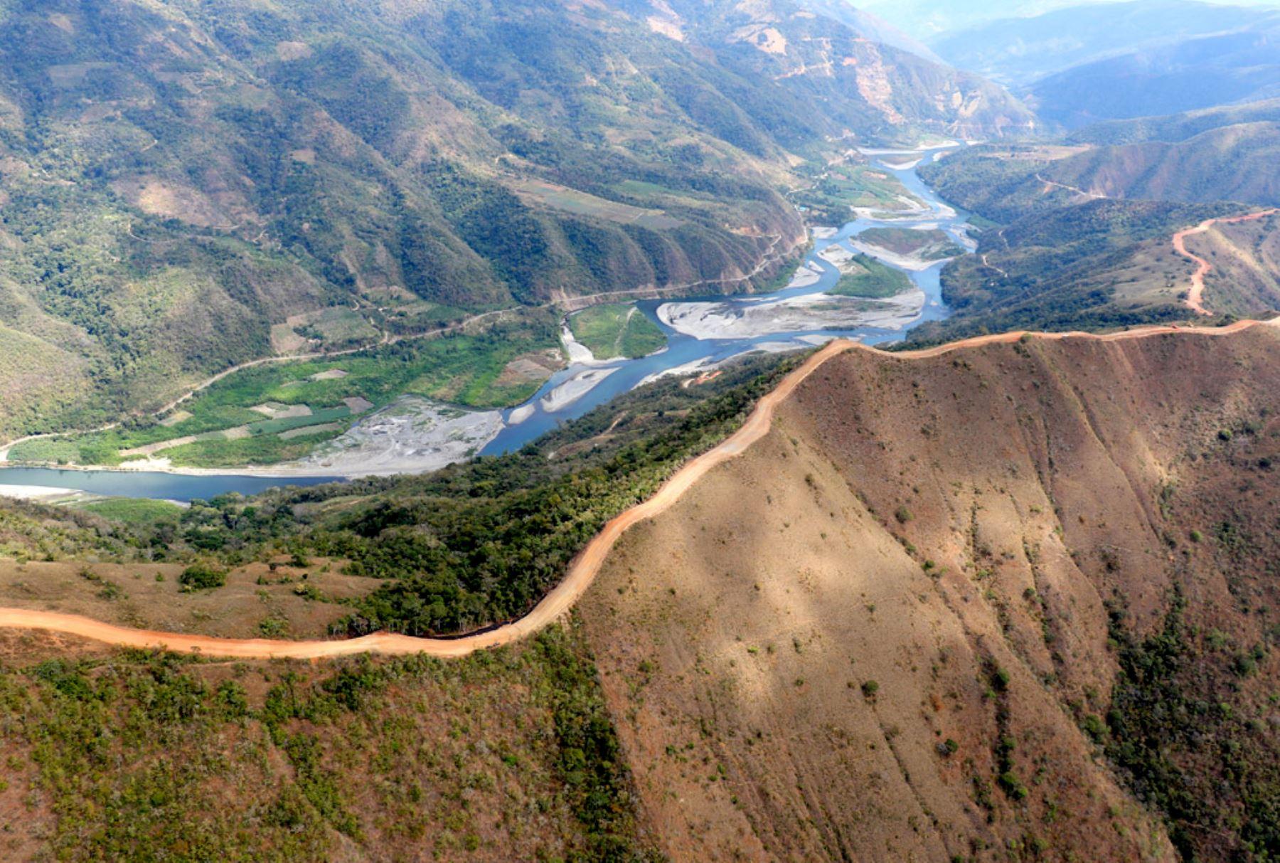 Gasoducto Sur Peruano (GSP). Foto: ANDINA/Difusión