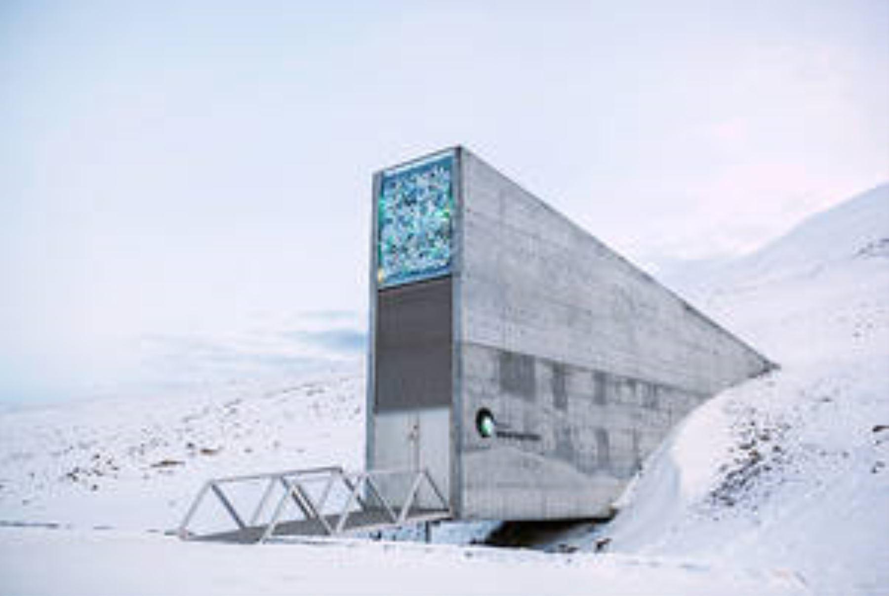 Distintas variedades de papa de los pueblos andinos han sido salvaguardadas para el futuro de la humanidad en el depósito mundial de semillas localizado en el Círculo Polar Ártico. Difusión