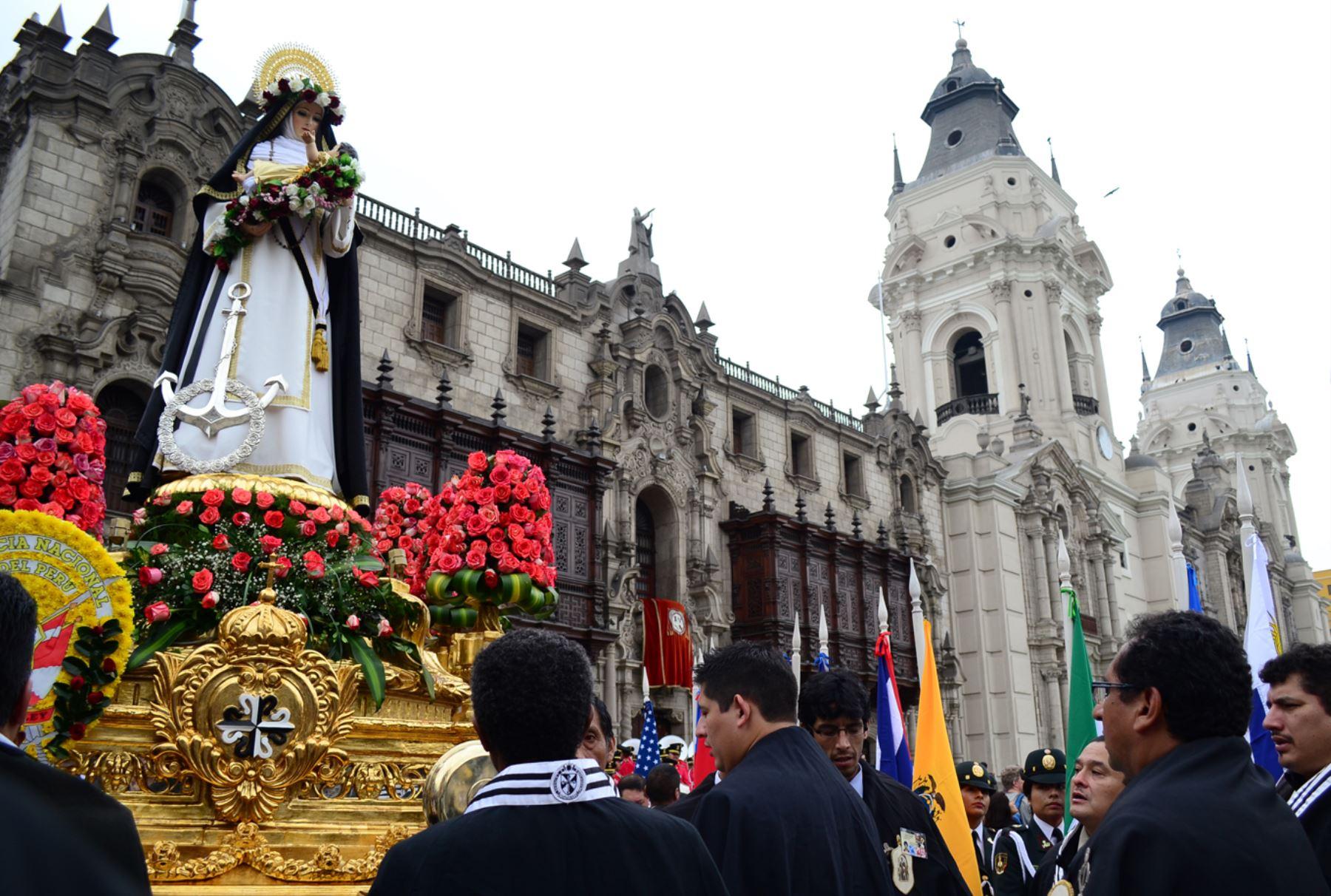 Peru: Lima celebrates Santa Rosa de Lima Day   News ...