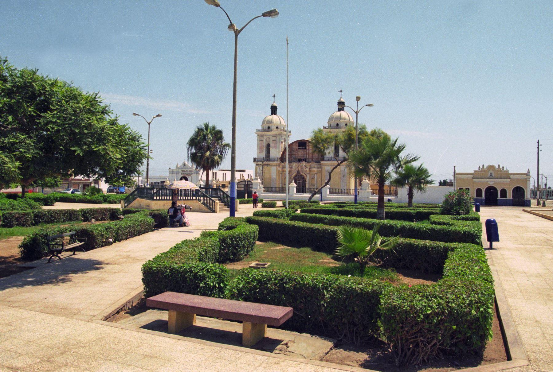 Epicentro del sismo se ubicó cerca de la localidad de Chilca, al sur de la ciudad de Lima.Foto:  ANDINA
