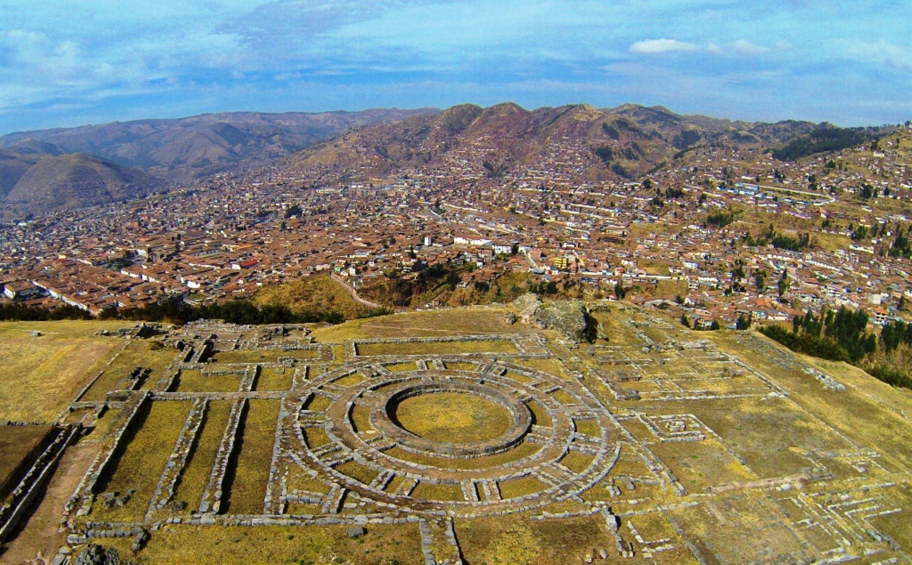 Monumentos arqueológicos de Cusco están protegidos ante El Niño. Foto: ANDINA/Difusión.