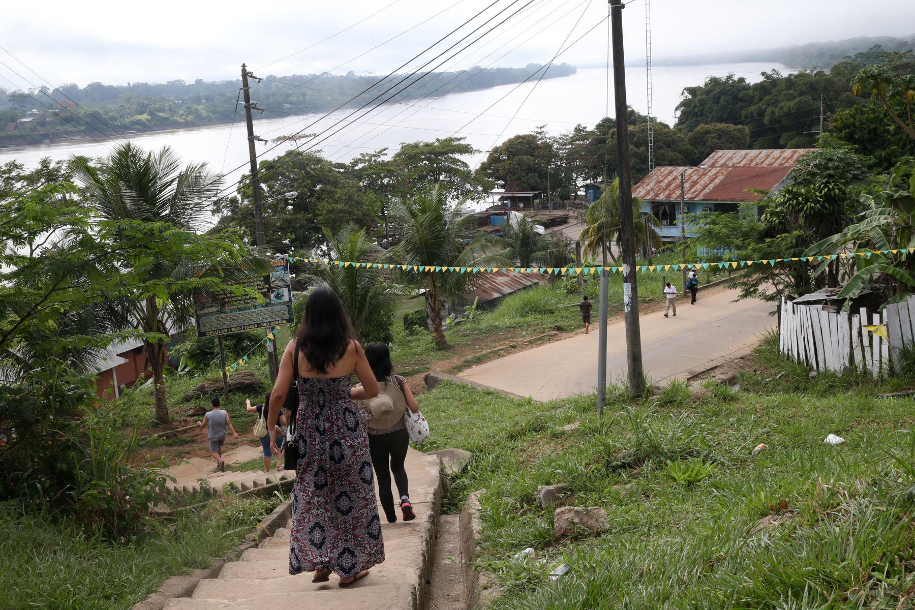 Conozca la labor de los programas sociales en Madre en Dios.Foto:  ANDINA/Norman Córdova