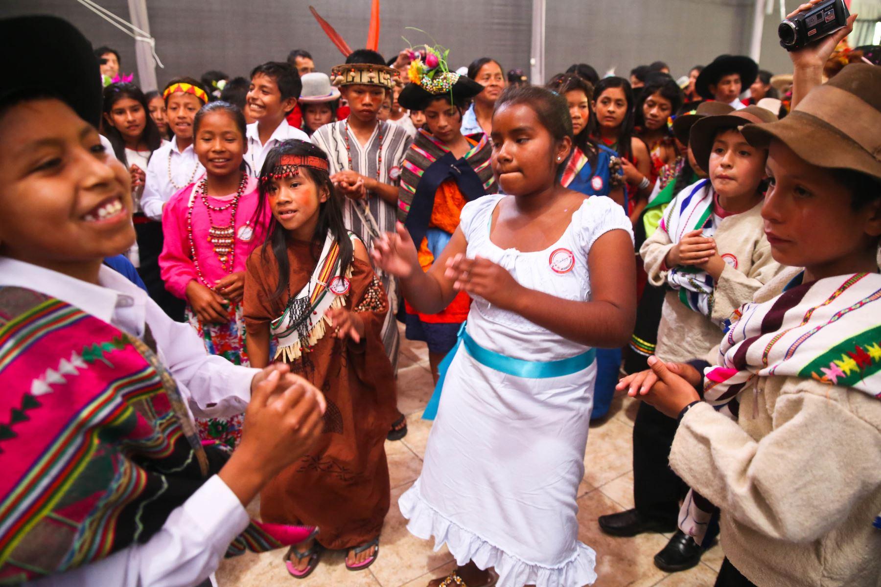 El 30 % de peruanos se identifica como indígena o afroperuano, revela Censos Nacionales 2017. Foto: ANDINA/archivo.