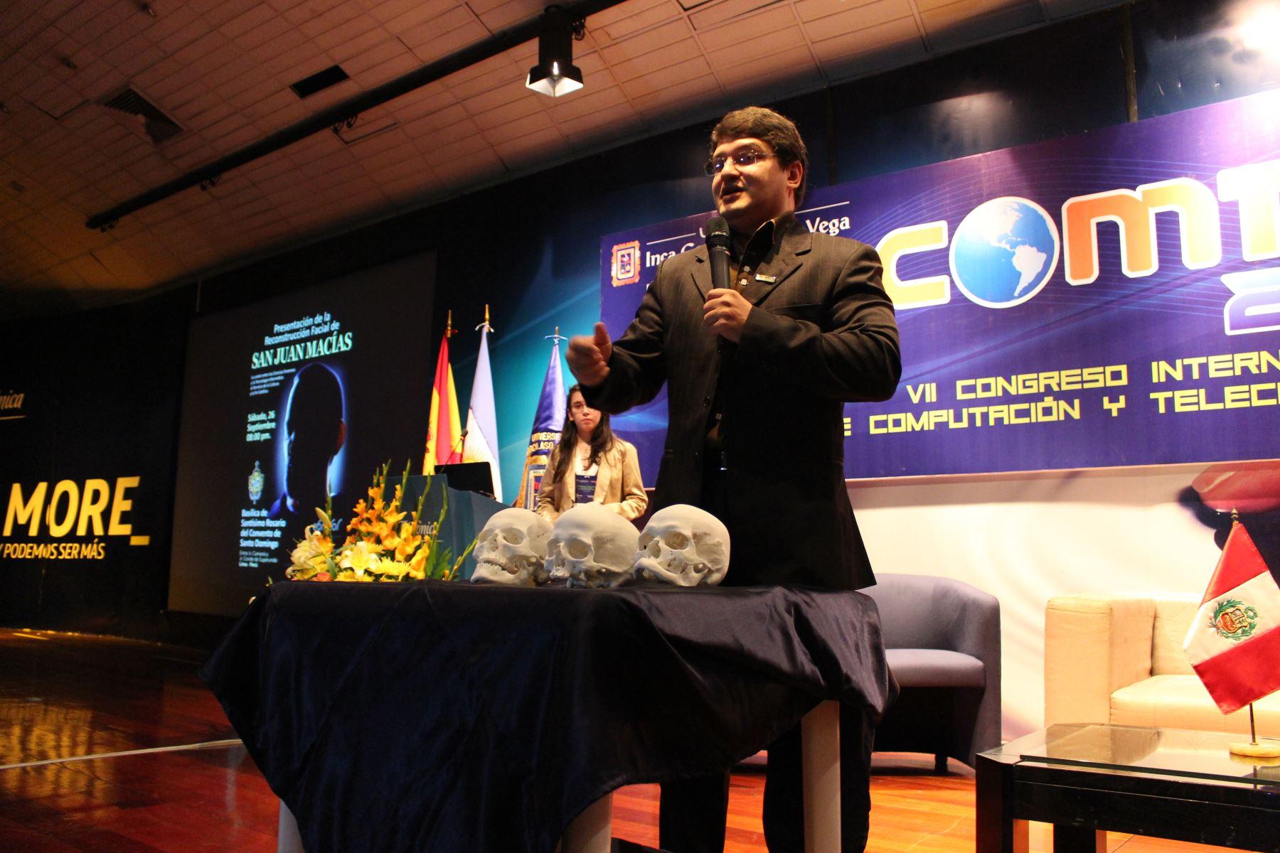 Se realizó en Lima VII Congreso Internacional de Computación y Telecomunicaciones. Foto: Difusión