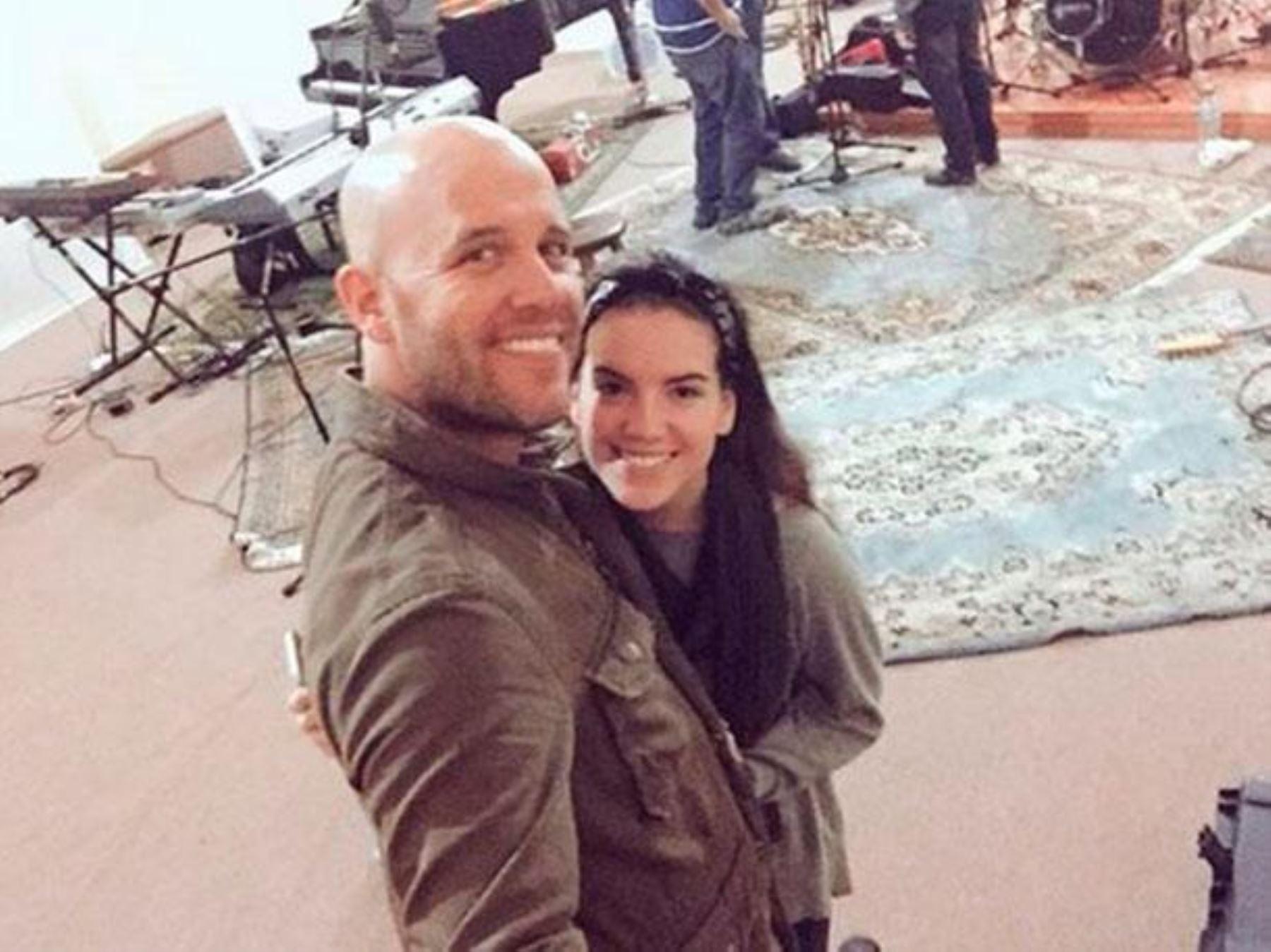 Gian Marco: Su hija sorprende cantando sentido huayno   Noticias ...