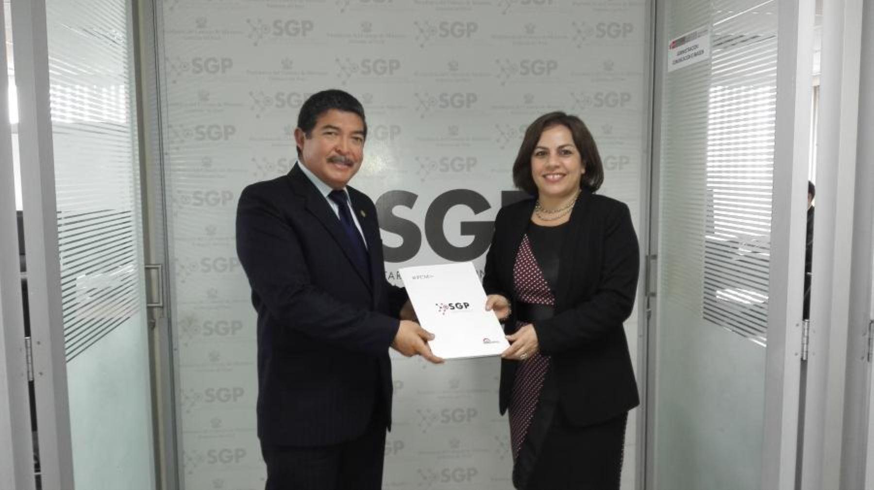 Tacna Contará Con Módulo De Atención Al Ciudadano El 2016