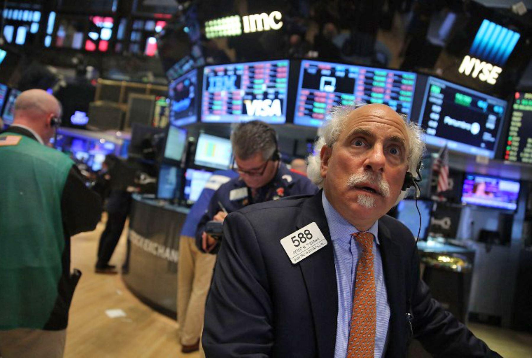 Wall Street. AFP