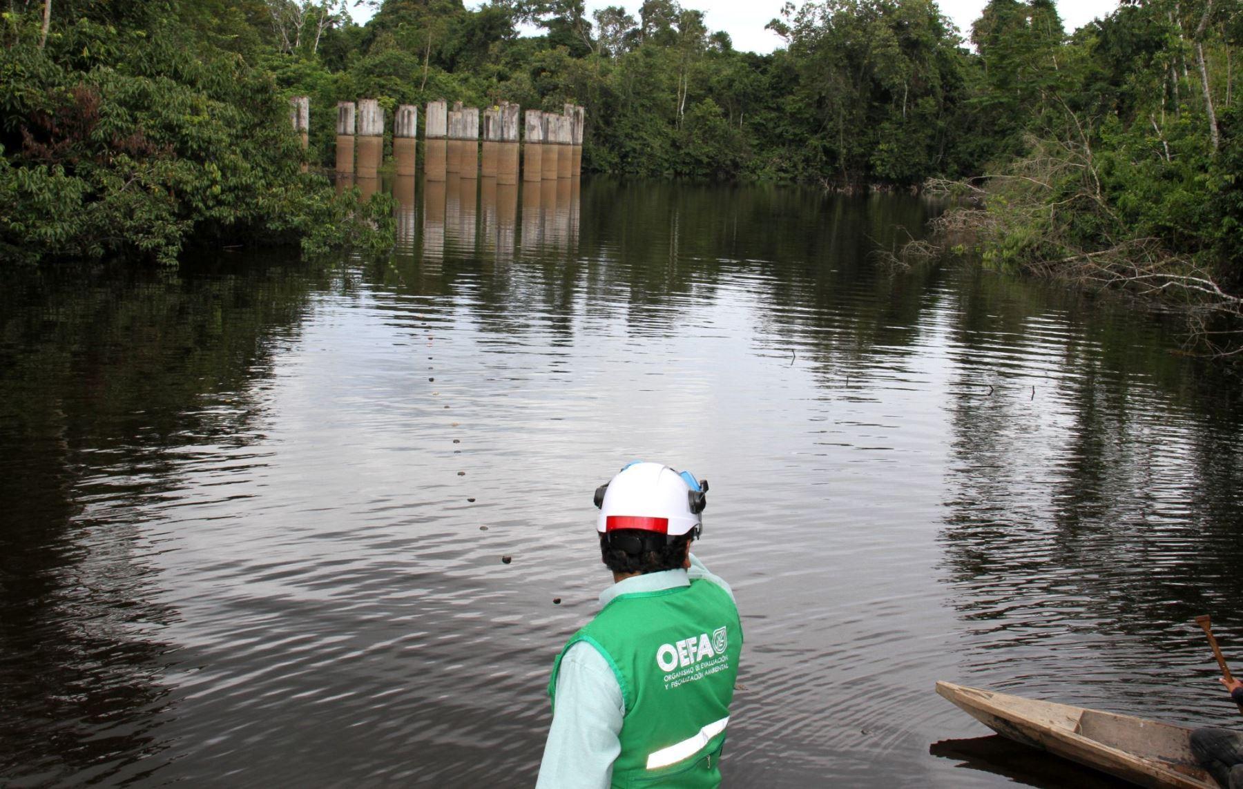 OEFA sancionó a Petroperú con 12, 283.90 UIT (equivalente a S/. 49' 749 795.00),por los derrames de petróleo crudo ocurridos en el Oleoducto Norperuano, en las zonas de Imaza (Amazonas) y Morona (Loreto), el 25 de enero y 2 de febrero del 2016, respectivamente.ANDINA/Difusión