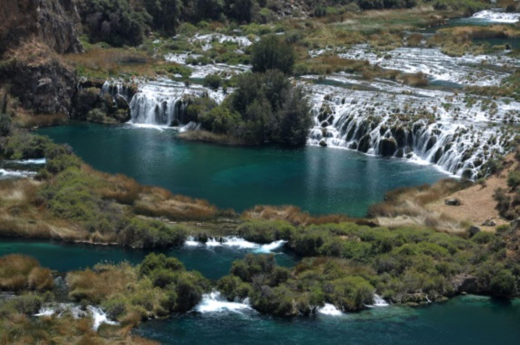 Segunda fase de proyecto Glaciares estudiará impacto del retroceso de glaciares en cuenca del río Cañete debido al cambio climático.