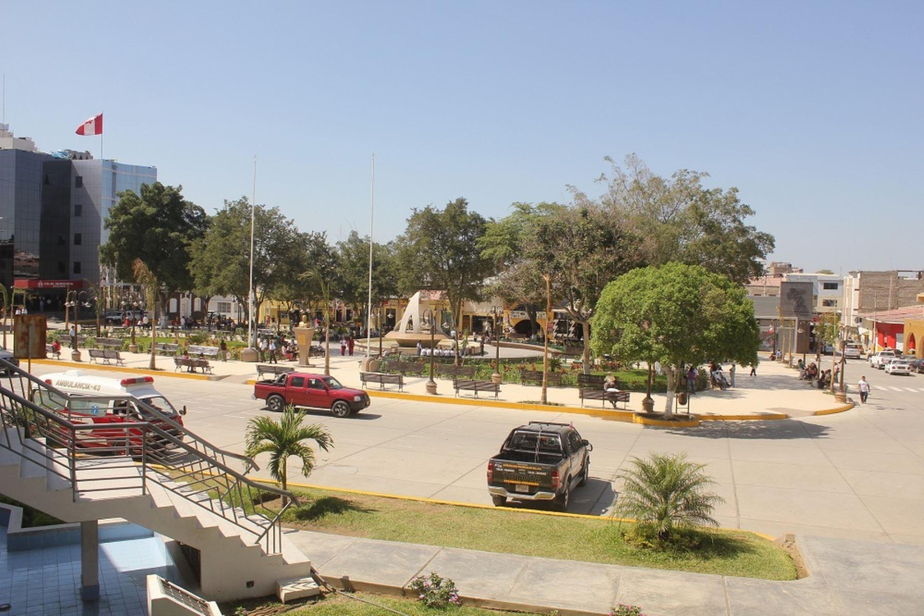 La ciudad de Sullana, en Piura, fue remecida por un fuerte sismo de magnitud 6.1, informó el IGP. ANDINA/Difusión