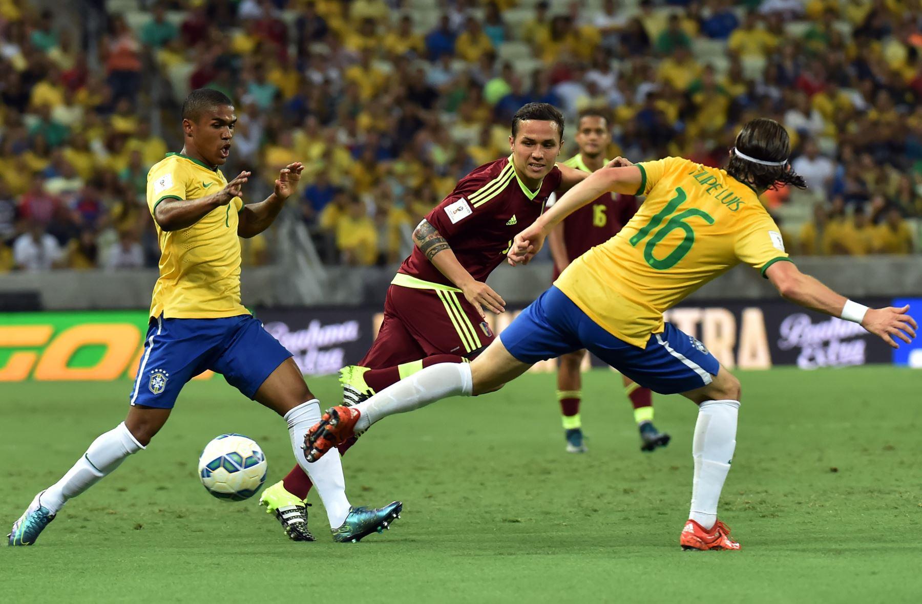 Brasil quiere imponer la historia futbolística