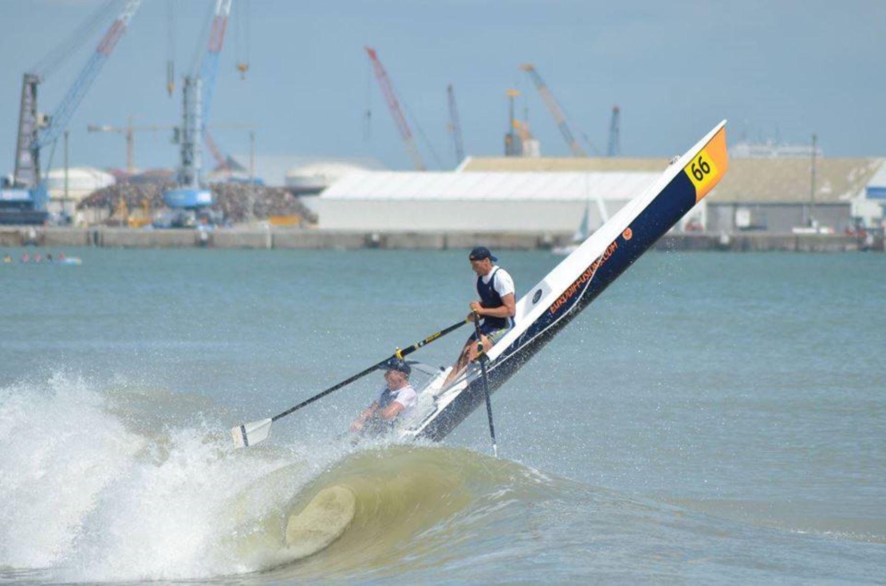 Lima será sede del Campeonato Mundial de Remo Coastal 2015.